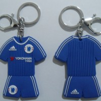 Gantungan kunci jersey club bola CHELSEA