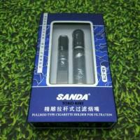 Pipa Filter Rokok SANDA SD-178
