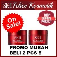 SK-II/SK2/SKII PROMO MURAH RNA POWER 15GR BELI 2 PCS /ANTIAGING CREAM