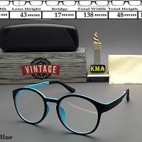 Frame kacamata minus VINTAGE kacamata minus frames korean vintage new