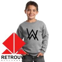 Sweater anak Alan Walker #2