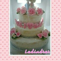 Wedding Cake 3 tingkat