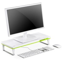 Cooling Pad / Cooler Laptop MDESK F1-Monitor Stand w/ USB HUB + Audio