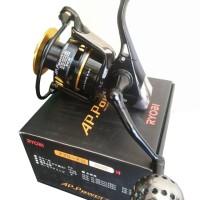 TOP Reel Pancing Ryobi AP Power III Size 10000