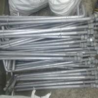 Jual Angkur Baja   Produksi Anchor bolt type L / J / U