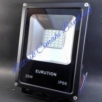 Lampu Sorot LED 20 Watt MTHL 20Watt Warm White / Kuning Outdoor