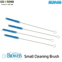 (1pcs) Dr Brown's / Browns Sikat Sedotan / Small Cleaning Brush