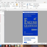 Understanding & Using English Grammar Third Edition with answers key