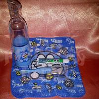 Tempat Botol Kotak Sikat Gigi Odol Handuk Karakter Doraemon Doremon DE