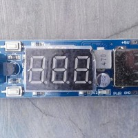 DC to DC Step Down Module USB Charger 4.5v-40v to 5V/2A