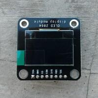 LCD OLED Module 128 x 64 Warna Putih -ITEADStudio