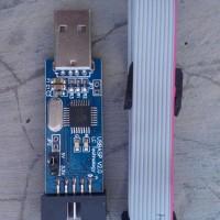 USBAsp Downloader with Slow SCK Jumper