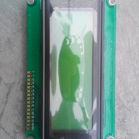 LCD 20x4 Green Backlight