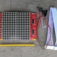 16x16 Dot Matrix Module