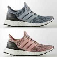 Sepatu Adidas Ultraboost 3.0 Originals Blue - Pink