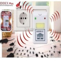 Riddex Plus Pest Repelling Aid - Pengusir Kecoa Tikus N Berkualitas