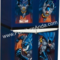 Lemari Plastik Napolly -Batman 4 Pintu -(BCBC B 242 BMAN)