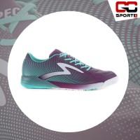 sepatu futsal Specs SWERVO THUNDER BOLT IN(dark/currant/rivera/white)