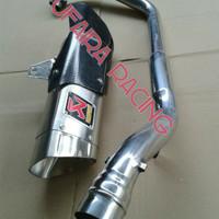 KNALPOT RACING CBR 150 LOKAL/K45/FACELIFT/R15/XABRE/CB 150R
