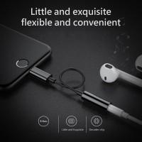 Baseus Lightning to 3.5mm Earphone Headset Jack Adapter Berkualitas