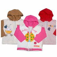 Jaket Bayi Lucu untuk Anak Laki Laki & Perempuan / Jaket Balita Vinata