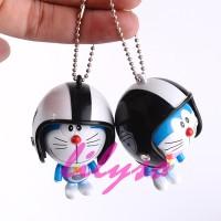 Gantungan Kunci Doraemon-Helm-Lucu-imut