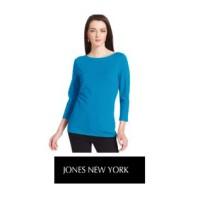 Fashion Wanita / JNY / Kaos Wanita / Baju Branded / Kaos 3/4