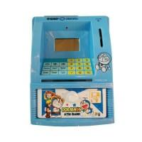 Mainan Anak Edukasi Perempuan Laki ATM Bank Celengan Me Limited