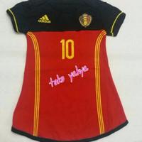 Dress baju bola anak perempuan/ Belgia