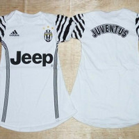 Baju Bola Anak Cewek / Baby dress bola Juventus 3rd 16/17