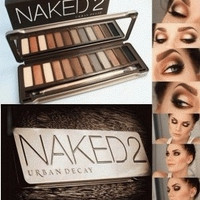 (Sale) NAKED 2 URBAN DECAY (EYESHADOW PALETTE)