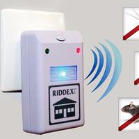 Riddex Plus Pengusir Nyamuk Kecoak Tikus Ultrasonic BBC9