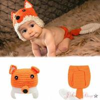 Kostum rajut foto bayi #Fox