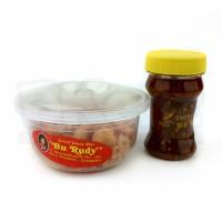 Paket Udang Crispy Kecil Sambal Bawang Bu Rudy Oleh2 Bu Rudi Surabaya