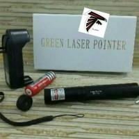 Green Laser Pointer 303 (BIG/ / Lampu Laser Hijau