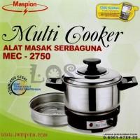 Multi Cooker Maspion MEC-2750