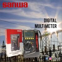 BukaBeli - Original Digital Multimeter Sanwa CD800a