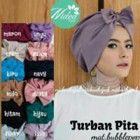 turban pita bow