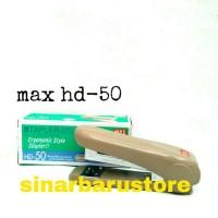 Steples Besar Max HD 50
