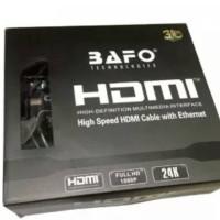 BAFO Kabel HDMI 50 Meter M/M Gold V1.4
