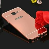 Bumper Case Mirror Samsung Galaxy A3 New 2016 A310