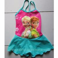 Baju Renang Bayi Seksi Karakter Frozen