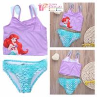 Baju renang anak bayi Mermaid Blue