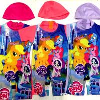 Baju Renang Bayi Little Pony