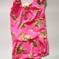 Baju Renang Bayi Perempuan / Swimsuit (1 - 1.5 thn)