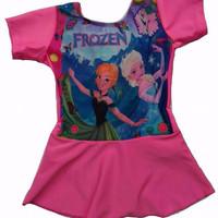 baju renang bayi frozen 6-36 bln