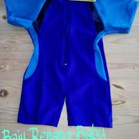 Baju Renang Baby diving polos