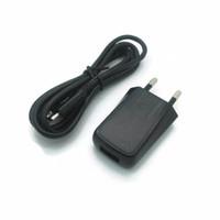 Smartfren Andromax Usb Travel Charger + Cable Data Micro - Hitam
