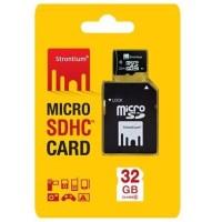 Strontium C10 Micro SD Card 32GB class 10 MicroSDHC wstor Class10 SDHC