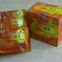 Kapsul Xianling Jamu Asam Urat Flu Tulang Pegal Linu